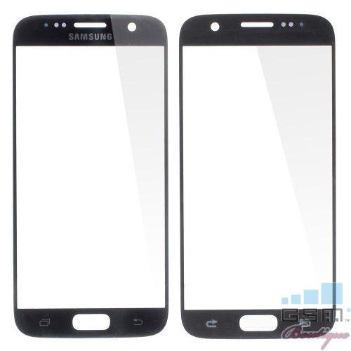 Geam Samsung Galaxy S7 G930 Negru