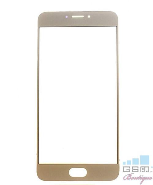 Geam Sticla Meizu MX6 Gold