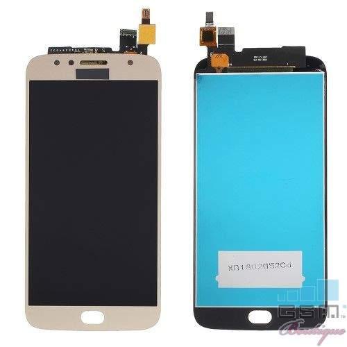 Display Motorola Moto G5S Plus Complet Auriu