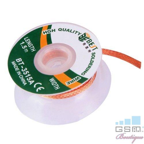 Tresa Fludor Flux Pentru Curatare 3,5 mm