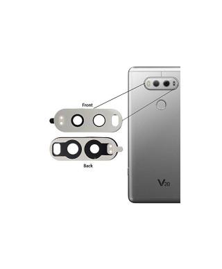 Geam Camera LG V20 Argintiu