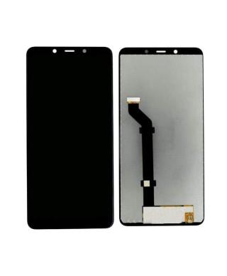 Ecran LCD Display Nokia 3.1 Plus Negru