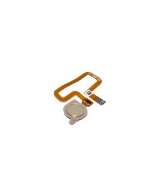 Home Buton + Senzor Amprenta Huawei Y7 Prime (2018) Gold