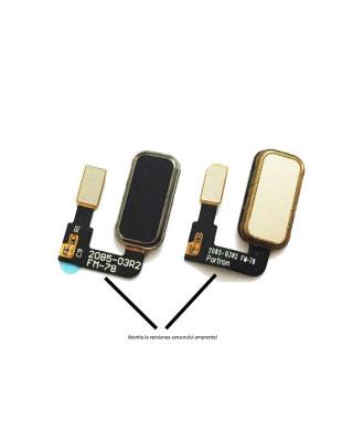 Senzor Amprenta Lenovo Vibe P1 Negru