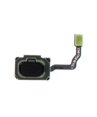 Home Buton + Senzor Amprenta Samsung Galaxy S9 G960F Negru