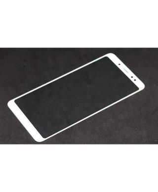 Geam Sticla Xiaomi Redmi Note 5 Pro Alb