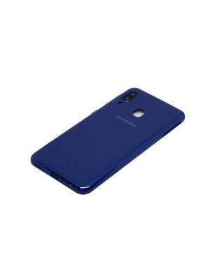 Capac Baterie Samsung Galaxy A20e, SM A202 Albastru