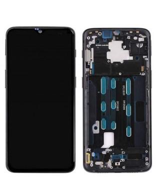 Ecran LCD Display cu Rama OnePlus 6T