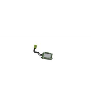 Home Buton + Senzor Amprenta Samsung Galaxy Note 9 N960 Argintiu