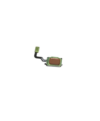 Home Buton + Senzor Amprenta Samsung Galaxy Note 9 N960 Roze-Gold