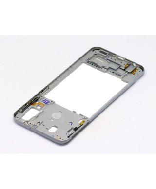 Mijloc Samsung Galaxy A40, SM A405 Argintiu