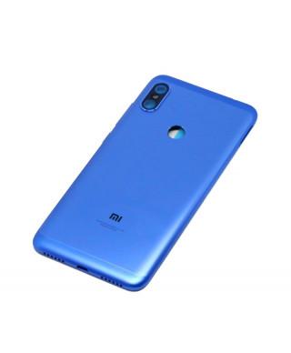 Carcasa Spate Xiaomi Redmi Note 6 Pro Albastra