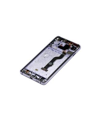 Ecran LCD Display Huawei Mate 20X cu Rama Mov