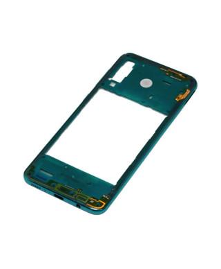 Mijloc Samsung Galaxy A30s, SM A307 Verde