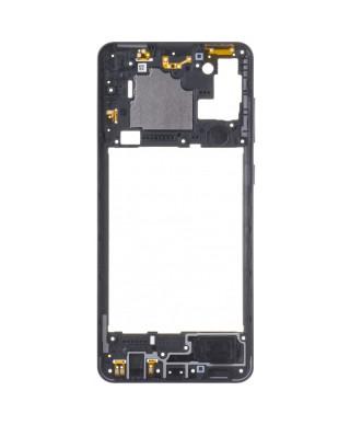 Mijloc Samsung Galaxy A21s, SM A217 Negru