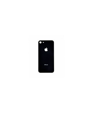 Capac Baterie Apple iPhone 8 Gri, cu gaura pentru camera mare