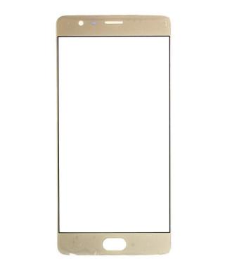 Geam Sticla OnePlus 3 Gold
