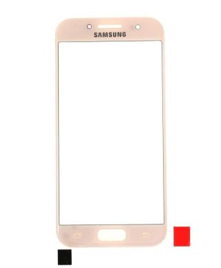 Geam Sticla Samsung Galaxy A3 (Versiunea 2017) SM A320 Roz