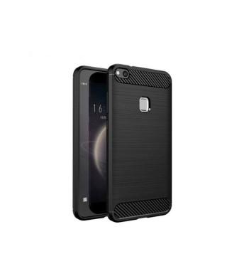 Husa Carbon Fiber OnePlus 6 Neagra