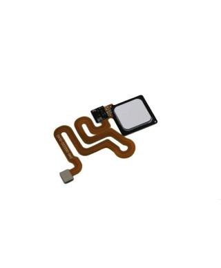 Home Buton + Senzor Amprenta Huawei Honor 7 Lite Argintiu