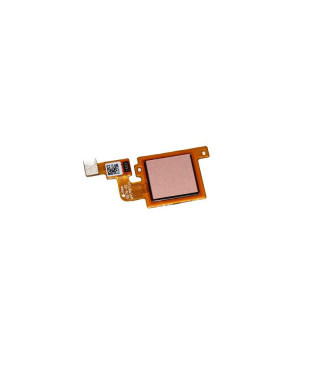 Home Buton + Senzor Amprenta Xiaomi Mi A1 (5X) Roz