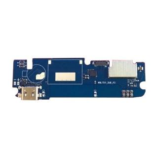 Banda Flex Conector Incarcare Microfon Si Motor Vibratie Allview V2 Viper X Plus Originala