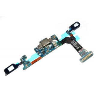 Banda Flex Cu Keypad Conector Incarcare Date Si Microfon Samsung Galaxy S7 G930 Original Complet
