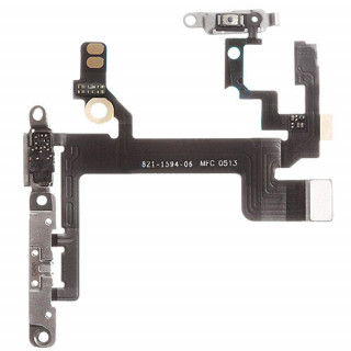 Banda Flex iPhone 5s Buton Pornire Volum Mute