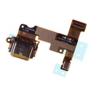 Banda Flex Placa Circuit Conector Incarcare Si Microfon LG G6