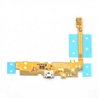 Banda Flex Placa Circuit Conector Incarcare Si Microfon LG L70 D320