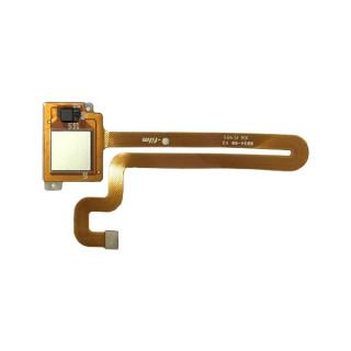 Banda Flex Senzor Amprenta Huawei Mate S Argintie