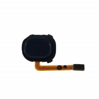 Banda Flex Senzor Amprenta Samsung Galaxy A40 A405 Neagra