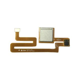 Banda Flex Senzor Amprenta Xiaomi Mi Max Argintie