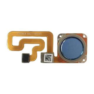 Banda Flex Senzor Amprenta Xiaomi Redmi 6A Albastra