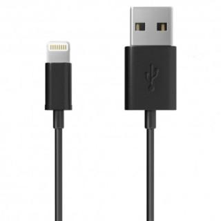 Cablu Date Si Incarcare Lightning iPhone 5 6 7 8 X XS 11 11 Pro Negru