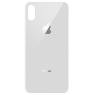 Capac baterie iphone X Alb