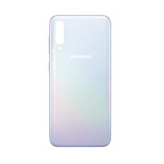 Capac Samsung Galaxy A50 Spate Baterie Alb