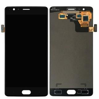 Display Cu Touchscreen Oneplus 3 / 3T Cu Rama Negru