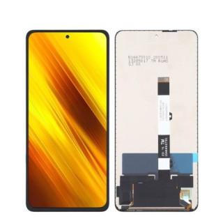 Display cu touchscreen Pocophone X3, Negru
