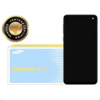 Display Cu Touchscreen Samsung Galaxy S10 G973 Original Blue