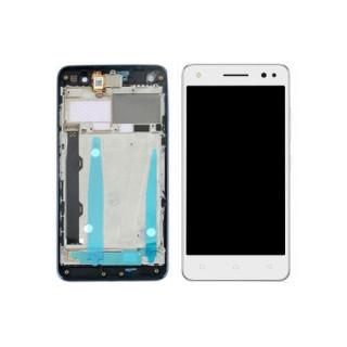Ecran Cu Touchscreen Si Rama Lenovo Vibe S1 Lite Alb