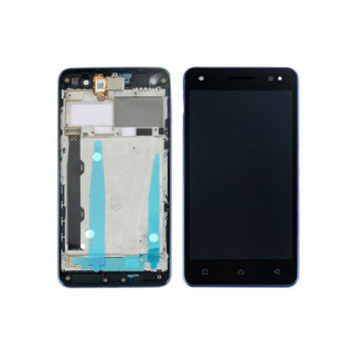 Display Cu Touchscreen Si Rama Lenovo Vibe S1 Lite Negru
