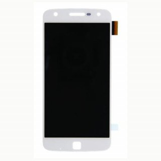 Display Motorola Moto Z Play XT1635 Cu Touchscreen Alb