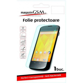 Folie Protectie Display Motorola Moto M Crystal