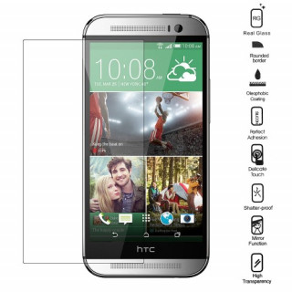 Folie Sticla HTC One M8 Protectie Display