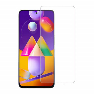 Folie Sticla Samsung Galaxy M31S Protectie Display Transparenta