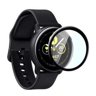 Folie Sticla Samsung Galaxy Watch Active2 40mm Protectie Display Acoperire Completa