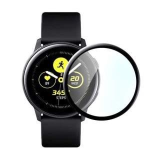 Folie Sticla Samsung Galaxy Watch Active2 44mm Protectie Display Acoperire Completa
