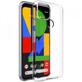 Husa Google Pixel 5 TPU Transparenta