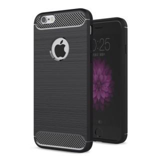 Husa iPhone 6 Plus Carbon Neagra